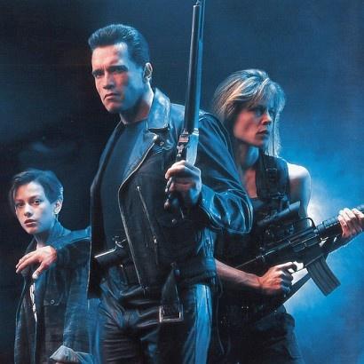 Terminator 2 Le jugement dernier de James Cameron