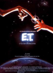 E.T affiche