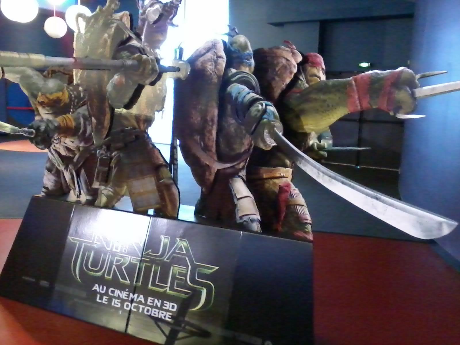 Tortues Ninjas, Tortues Ninjas COWABUNGA Le Cri Des Ninjas
