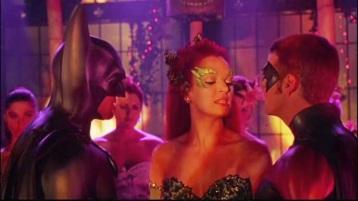 Batman & Robin 1997 Joel Schumacher poison ivy uma thurman george clooney