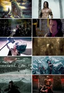 Vikingdom (2013) HDRip XViD