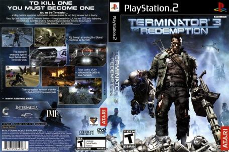 Voila à quoi aurait pu ressembler Terminator 3. Je recommande fortement le jeu pour les pus curieux.