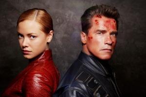 """Il en avait bavé avec le T 1000, le Terminator """"Schwarzenegger"""" va voir que le T 1000 était un enfant de choeur comparé à la T-X"""