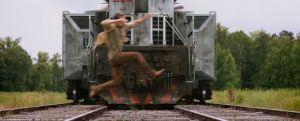 saut train