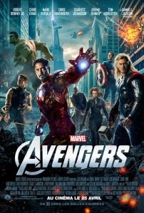 avenger 1 poster