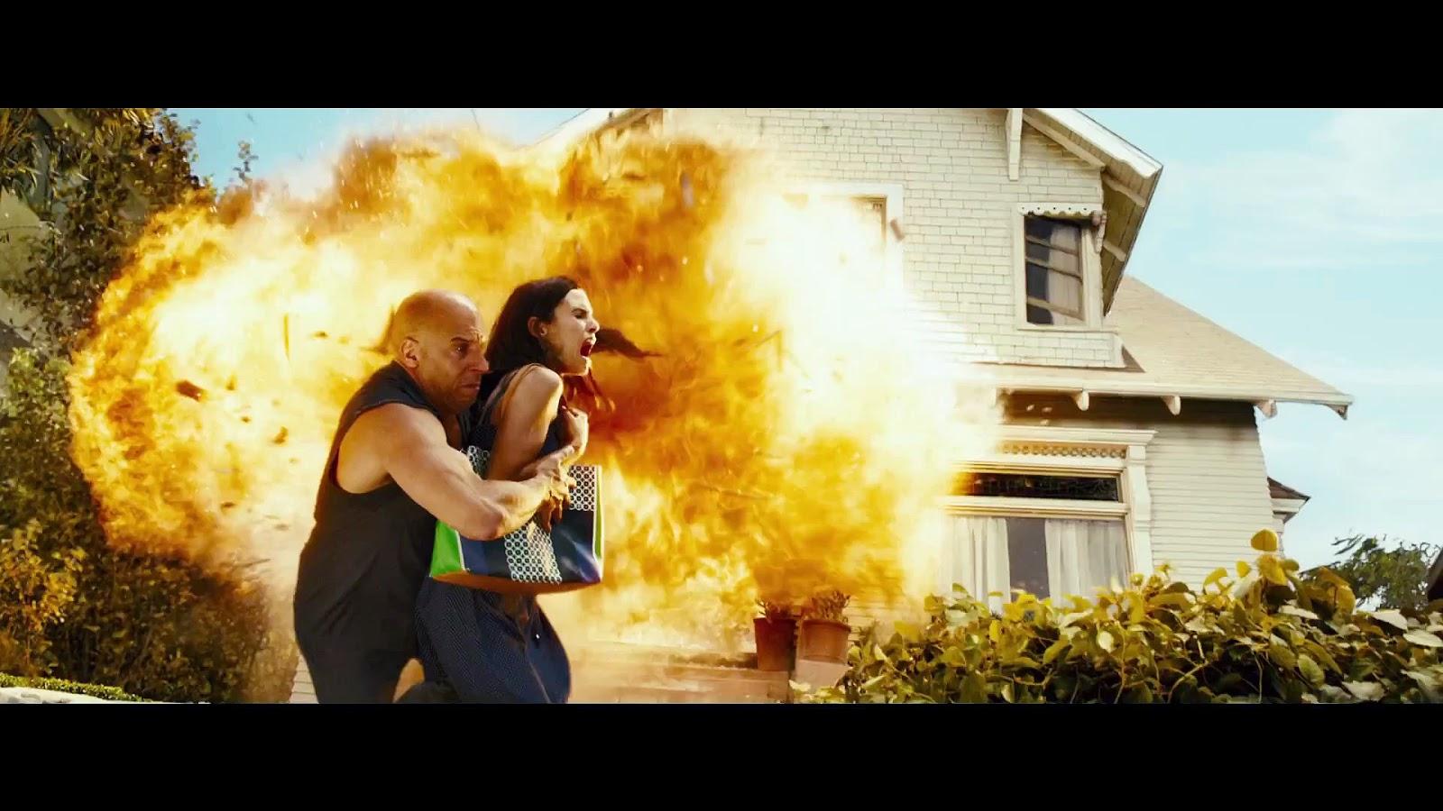 dom explosión