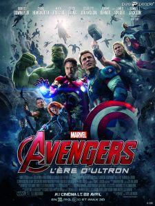 poster avengers 2