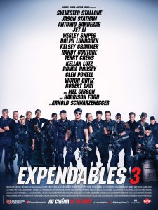 poster expendablees 3