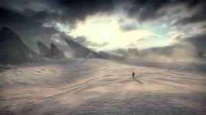 alone désert