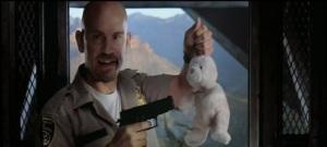 je tue le lapin!