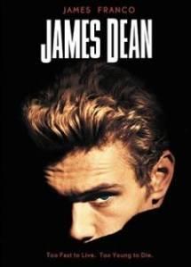 James Franco dans la peau de James Dean dans le téléfilm: Il était une fois James Dean.