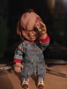 Soldat Chucky au rapport!