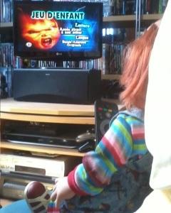 Chucky aime revoir ses exploits.