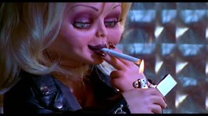 Tiffany a de faux airs de Madonna
