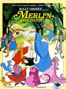 merlin affiche