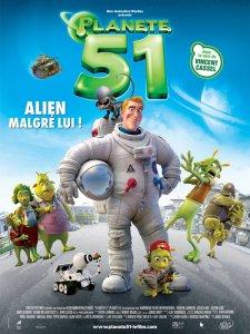 planète 51 affiche