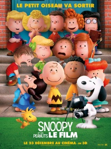 affiche snoopy