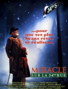 miracle sur la 34eme rue affiche