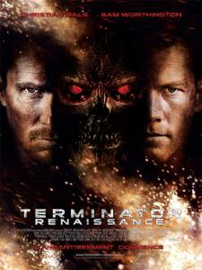 terminator renaissance affiche