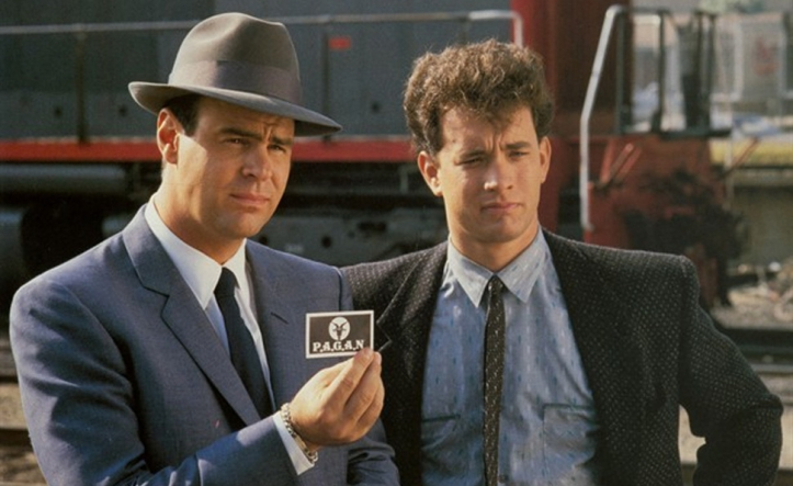 tom hanks dan aykroyd
