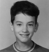 tom hanks enfant
