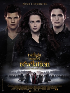 twilight revelation affiche