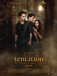 twilight tentation affiche