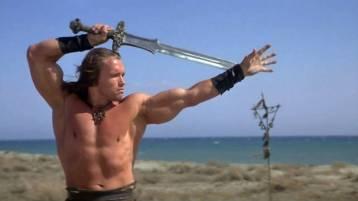 conan épée entrainement