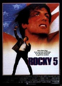 rocky 5 affiche