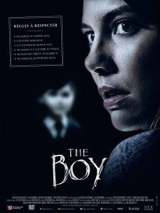 the boy affiche