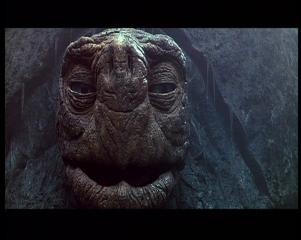 Morla, le vénérable, le sage d entre les sages vivant dans Fantasia. Cousin d'E.T