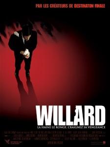 willard affiche