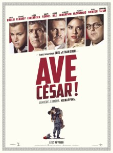 Ave Cesar affiche