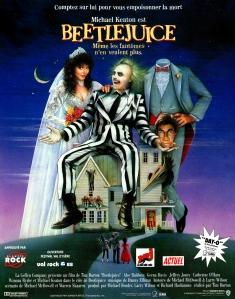 Beetlejuice affiche
