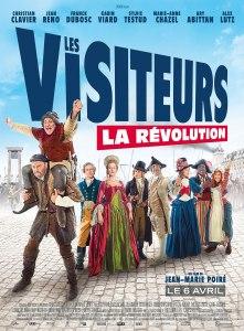 visiteurs révolution affiche