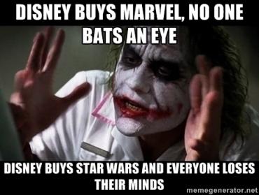 joker disney