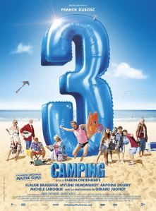 camping 3 affiche