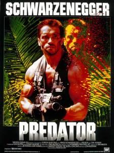 predator affiche