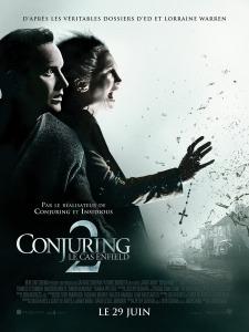conjuring 2 affiche