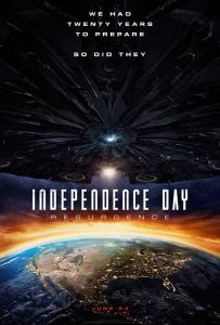 independence day 2 affiche