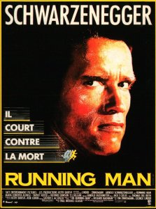 running man affiche