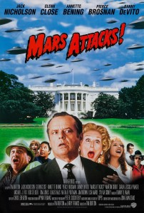 mars attacks affiche