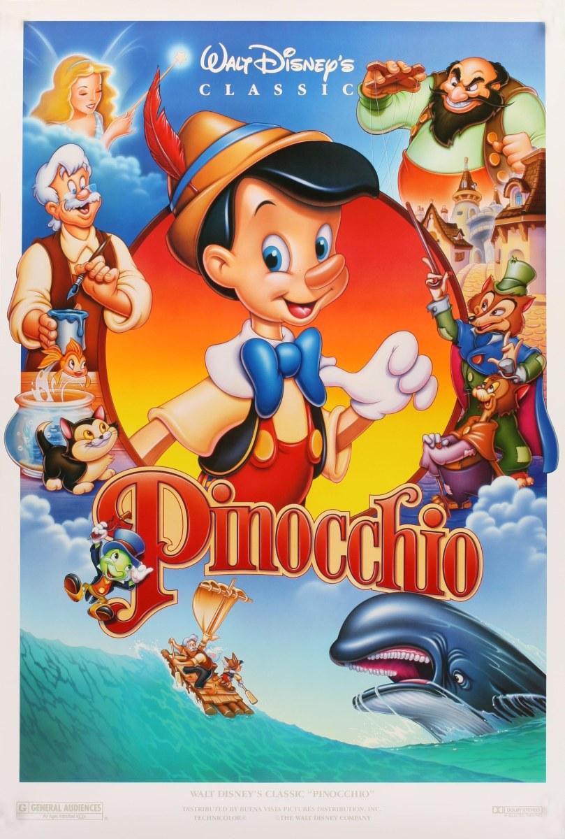 Pinocchio sans aucuns liens il se tient bien - Chat dans pinocchio ...