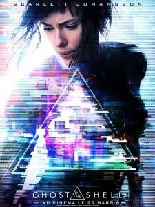 ghost in the shell affiche