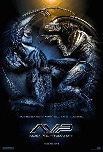 Alien Vs Predator affiche