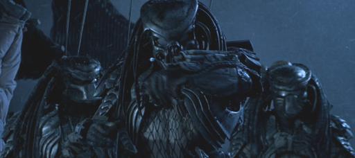 alien vs predator predators