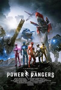 Power Rangers affiche