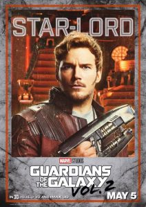 star lord poster