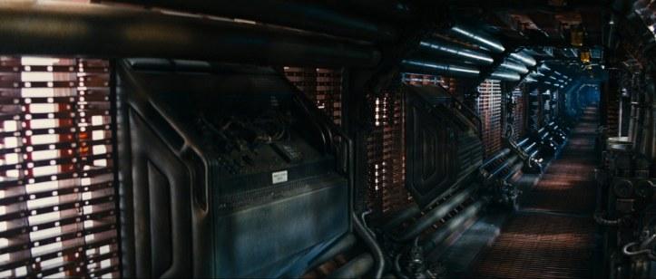 alien couloir