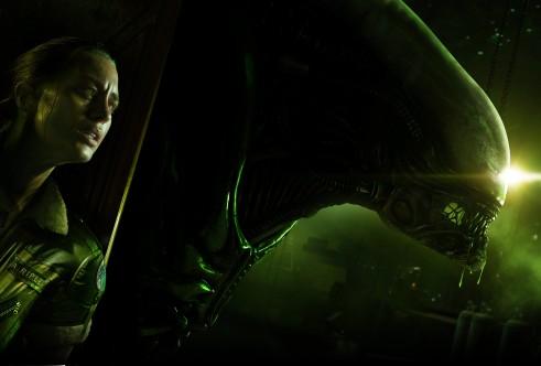 Aller jusqu'à copier l'affiche du jeu Alien Isolation..c'est pas digne de toi ridley!